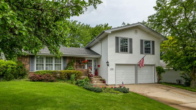 1120 Rosedale Lane, Hoffman Estates, IL 60169 (MLS #10437422) :: The Wexler Group at Keller Williams Preferred Realty