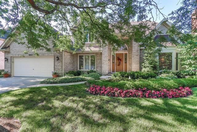 1332 Prestwick Lane, Itasca, IL 60143 (MLS #10437600) :: The Perotti Group | Compass Real Estate