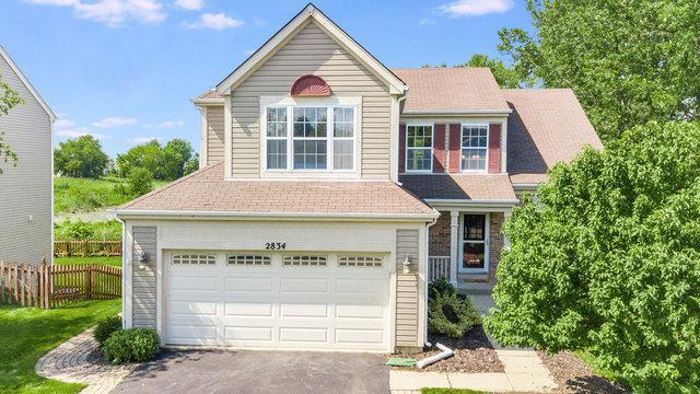 2834 Forestview Drive, Carpentersville, IL 60110 (MLS #10437826) :: Baz Realty Network | Keller Williams Elite