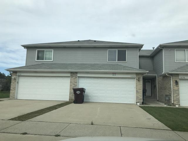 1634 Carole Lane #3, Sauk Village, IL 60411 (MLS #10437837) :: Baz Realty Network | Keller Williams Elite