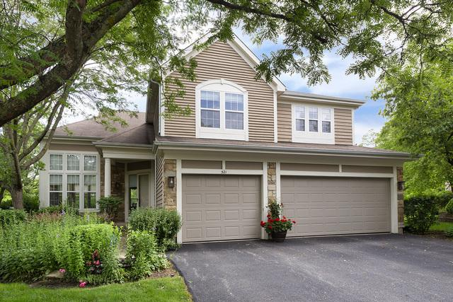 521 Muirfield Lane, Riverwoods, IL 60015 (MLS #10437899) :: Berkshire Hathaway HomeServices Snyder Real Estate