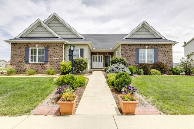 3502 S Myra Ridge Drive, Urbana, IL 61802 (MLS #10437968) :: Berkshire Hathaway HomeServices Snyder Real Estate