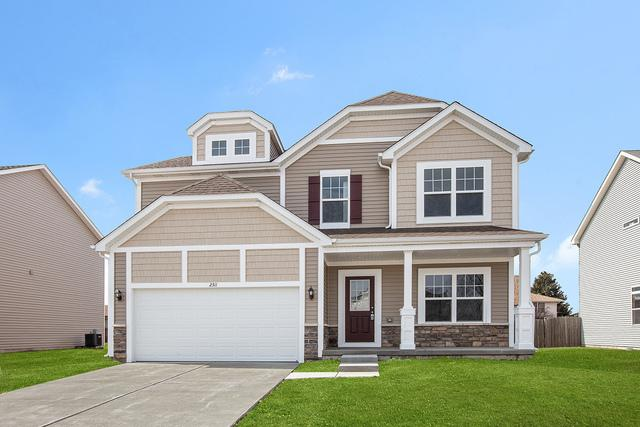 2311 Haley Drive, Plainfield, IL 60586 (MLS #10438041) :: Berkshire Hathaway HomeServices Snyder Real Estate