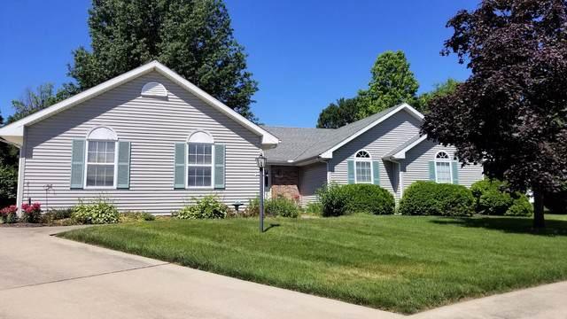 2701 E Coddington Circle, Urbana, IL 61802 (MLS #10438092) :: Berkshire Hathaway HomeServices Snyder Real Estate