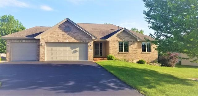 207 Starfire Road, Poplar Grove, IL 61065 (MLS #10438100) :: The Perotti Group | Compass Real Estate