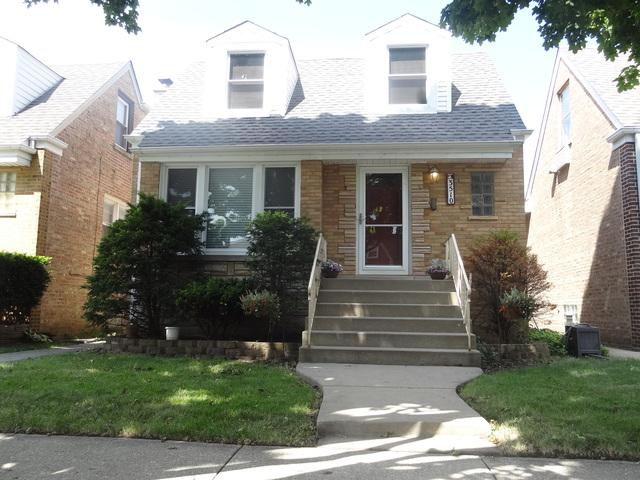 3510 N Nora Avenue, Chicago, IL 60634 (MLS #10438300) :: Angela Walker Homes Real Estate Group