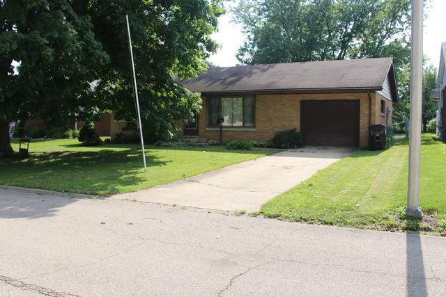 257 Illinois Drive, Rantoul, IL 61866 (MLS #10438388) :: Ryan Dallas Real Estate