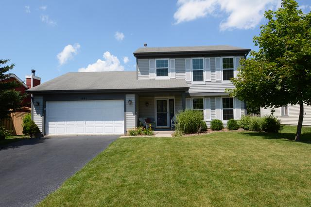 1465 Bridgedale Road, Crystal Lake, IL 60014 (MLS #10438506) :: The Wexler Group at Keller Williams Preferred Realty