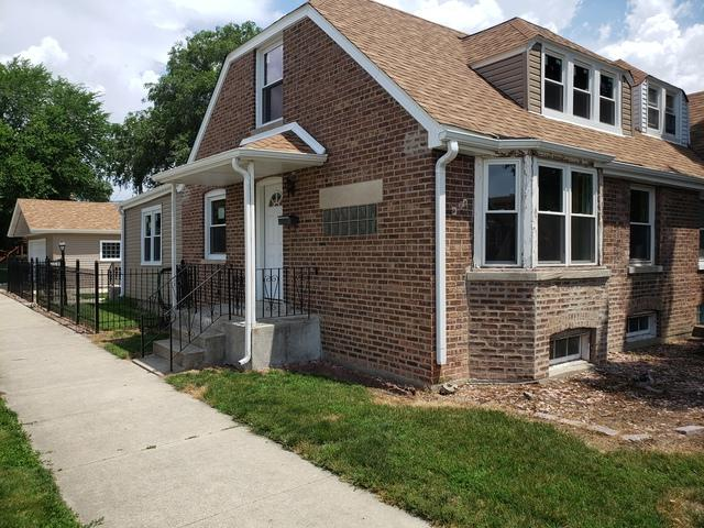 4158 W 58th Place #4158, Chicago, IL 60629 (MLS #10438540) :: The Perotti Group | Compass Real Estate