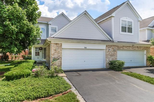361 Bay Drive, Itasca, IL 60143 (MLS #10438767) :: Berkshire Hathaway HomeServices Snyder Real Estate