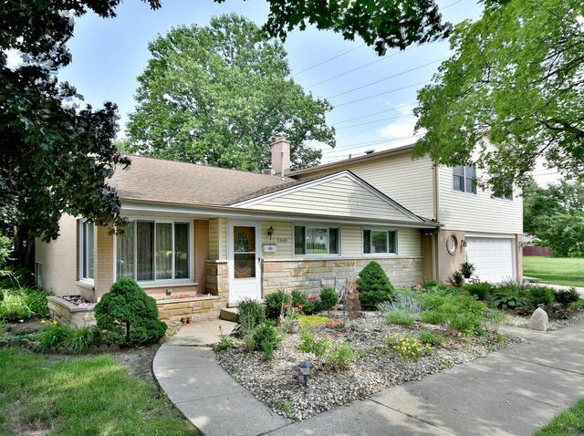 5849 Emerson Street, Morton Grove, IL 60053 (MLS #10438785) :: John Lyons Real Estate