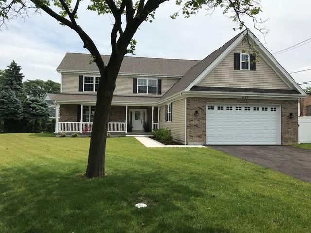 631 N Kaspar Avenue, Arlington Heights, IL 60004 (MLS #10438865) :: Century 21 Affiliated