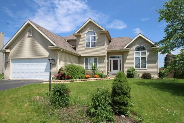 509 Indian Dancer Trail, Belvidere, IL 61008 (MLS #10438963) :: The Perotti Group | Compass Real Estate