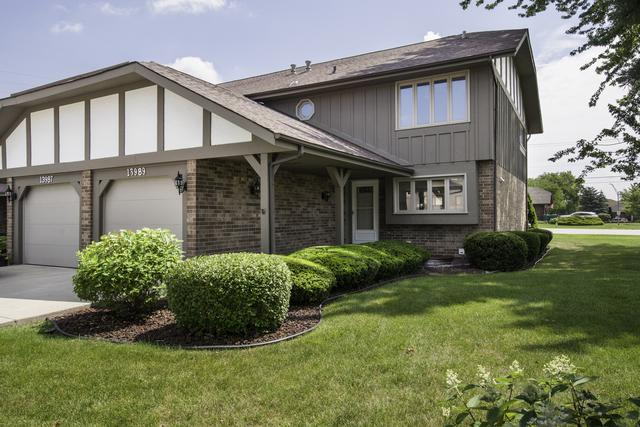 13989 Millbank Drive, Orland Park, IL 60462 (MLS #10439106) :: The Wexler Group at Keller Williams Preferred Realty
