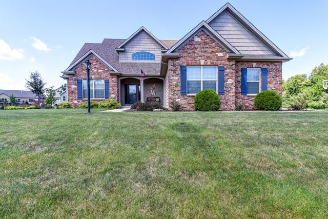 1611 N Briarwood Lane, Mahomet, IL 61853 (MLS #10439225) :: Berkshire Hathaway HomeServices Snyder Real Estate