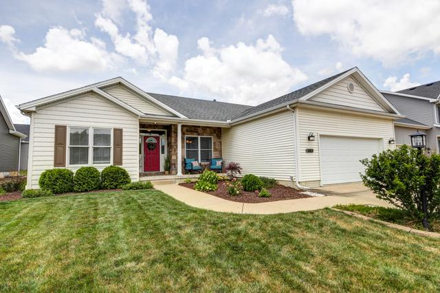 1401 N Brookhaven Drive, Mahomet, IL 61853 (MLS #10439233) :: Property Consultants Realty