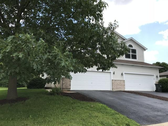 906 Harvest Trail A, Yorkville, IL 60560 (MLS #10439683) :: The Wexler Group at Keller Williams Preferred Realty