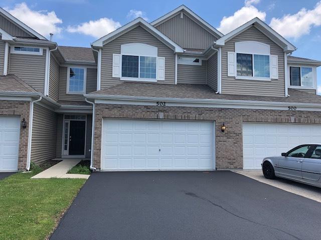 502 Fort Clatsop Court, Joliet, IL 60431 (MLS #10439699) :: Berkshire Hathaway HomeServices Snyder Real Estate