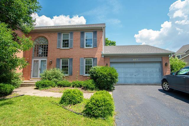 637 N Victoria Drive, Palatine, IL 60067 (MLS #10439709) :: Angela Walker Homes Real Estate Group