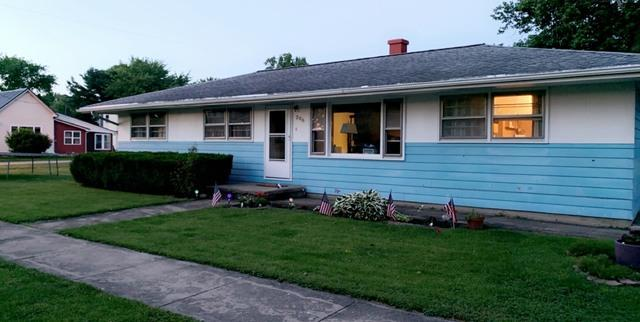 206 N Vermilion Street, Potomac, IL 61865 (MLS #10439732) :: Baz Realty Network | Keller Williams Elite