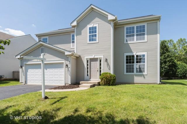 2016 Bluemist Drive, Aurora, IL 60504 (MLS #10439854) :: The Spaniak Team