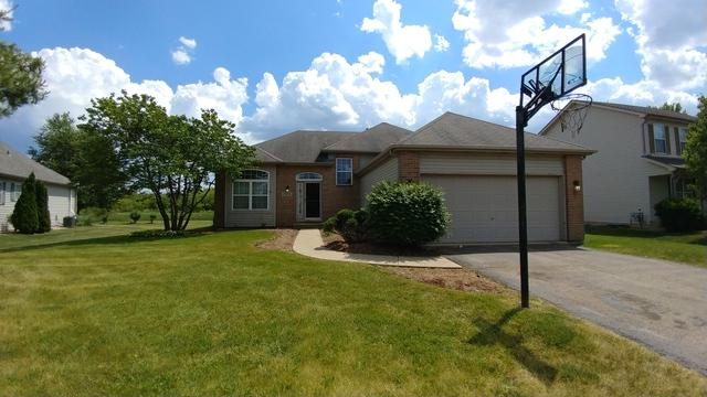 25031 Madison Street, Plainfield, IL 60544 (MLS #10439976) :: The Wexler Group at Keller Williams Preferred Realty