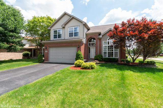 605 Haley Meadows Drive, Romeoville, IL 60446 (MLS #10440013) :: The Wexler Group at Keller Williams Preferred Realty