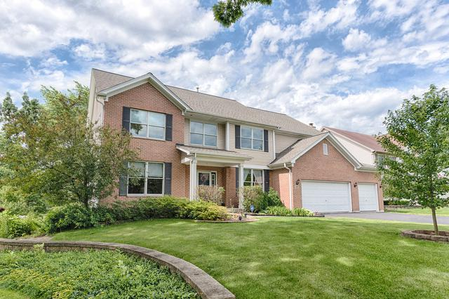 5687 Angouleme Lane, Hoffman Estates, IL 60192 (MLS #10440081) :: Berkshire Hathaway HomeServices Snyder Real Estate