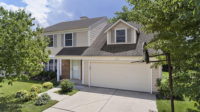 6545 Tealwood Drive, Lisle, IL 60532 (MLS #10440171) :: Helen Oliveri Real Estate