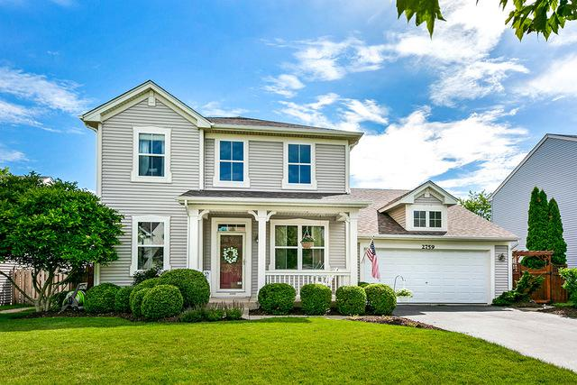 2759 Hillsboro Boulevard, Aurora, IL 60503 (MLS #10440176) :: The Wexler Group at Keller Williams Preferred Realty