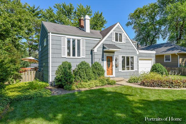 5209 Florence Avenue, Downers Grove, IL 60515 (MLS #10440419) :: Berkshire Hathaway HomeServices Snyder Real Estate