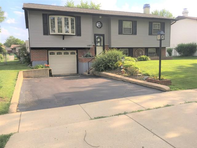1185 Old Mill Lane, Hanover Park, IL 60133 (MLS #10440445) :: The Wexler Group at Keller Williams Preferred Realty