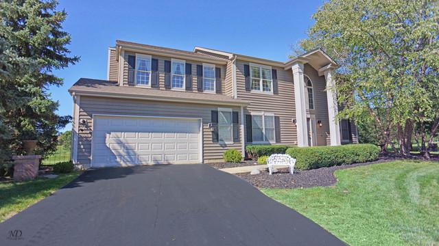611 Long Cove Drive, Lake In The Hills, IL 60156 (MLS #10441358) :: Berkshire Hathaway HomeServices Snyder Real Estate
