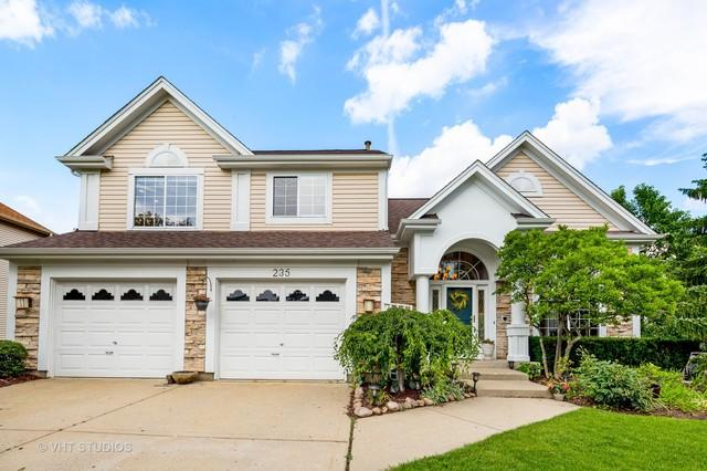 235 Farmhill Drive, Algonquin, IL 60102 (MLS #10441416) :: The Wexler Group at Keller Williams Preferred Realty