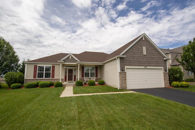 1008 Bennett Court, North Aurora, IL 60542 (MLS #10441439) :: Berkshire Hathaway HomeServices Snyder Real Estate