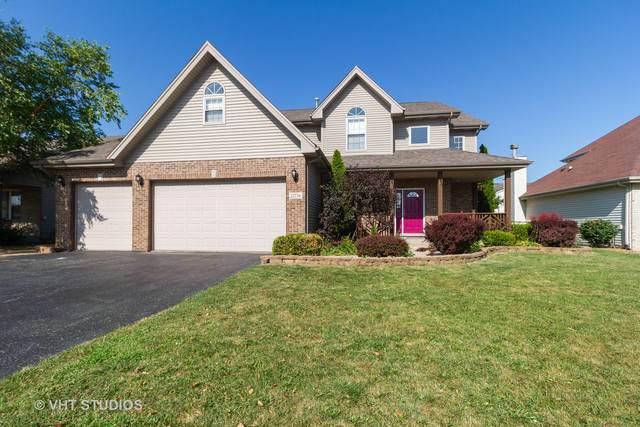 25734 S Truman Street, Monee, IL 60449 (MLS #10441529) :: Berkshire Hathaway HomeServices Snyder Real Estate