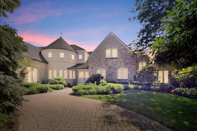 1 York Lake Court, Oak Brook, IL 60523 (MLS #10441531) :: John Lyons Real Estate