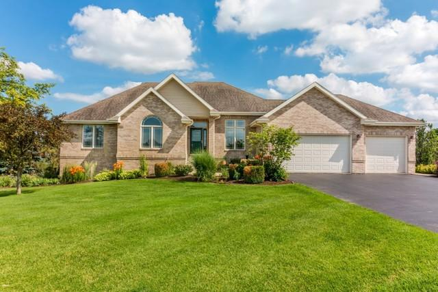9385 E. Hayrack Trail, Stillman Valley, IL 61084 (MLS #10441749) :: Ani Real Estate