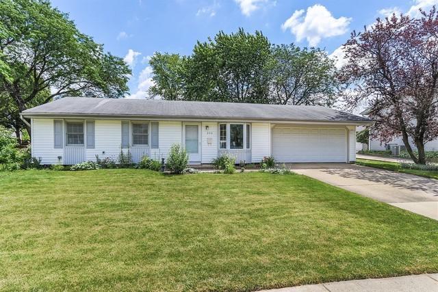 204 W Hartford Drive, Schaumburg, IL 60193 (MLS #10442235) :: Berkshire Hathaway HomeServices Snyder Real Estate