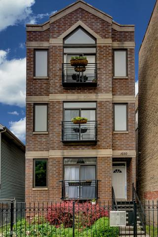 1030 N Mozart Street #2, Chicago, IL 60622 (MLS #10442408) :: Berkshire Hathaway HomeServices Snyder Real Estate