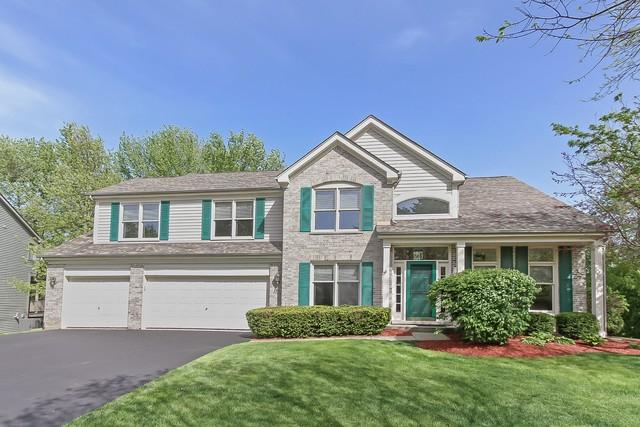 185 Salford Drive, Algonquin, IL 60102 (MLS #10442433) :: The Perotti Group | Compass Real Estate