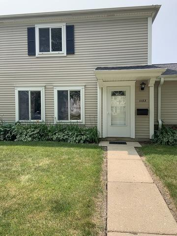 1133 Cove Drive 156B, Prospect Heights, IL 60070 (MLS #10442676) :: Berkshire Hathaway HomeServices Snyder Real Estate