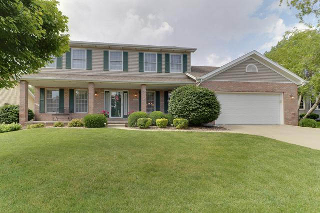 3116 Ridge Crest Drive, Bloomington, IL 61704 (MLS #10442683) :: The Wexler Group at Keller Williams Preferred Realty