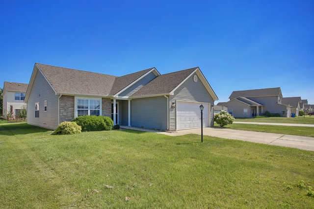602 Luria Lane, Champaign, IL 61822 (MLS #10442814) :: Ryan Dallas Real Estate