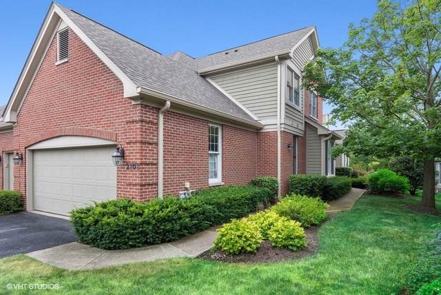 2106 Trowbridge Court, Glenview, IL 60025 (MLS #10443039) :: Berkshire Hathaway HomeServices Snyder Real Estate