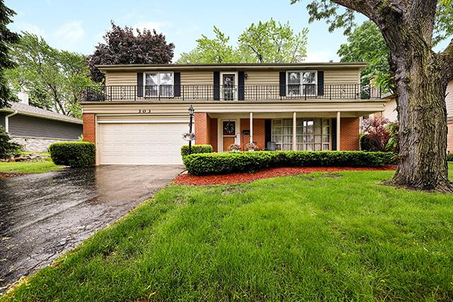 303 E Lynnwood Avenue, Arlington Heights, IL 60004 (MLS #10443207) :: Berkshire Hathaway HomeServices Snyder Real Estate