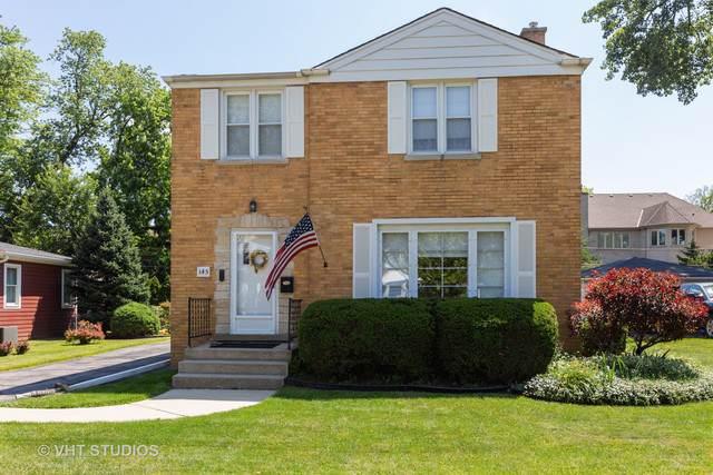145 S Rex Boulevard, Elmhurst, IL 60126 (MLS #10443317) :: The Dena Furlow Team - Keller Williams Realty