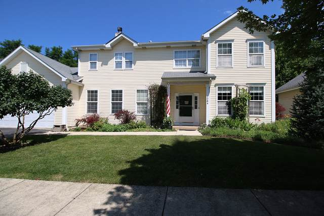 1084 Four Seasons Lane, Bolingbrook, IL 60440 (MLS #10443450) :: The Wexler Group at Keller Williams Preferred Realty