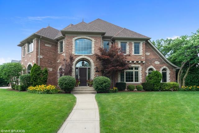 490 S Prairie Avenue, Elmhurst, IL 60126 (MLS #10443452) :: The Perotti Group   Compass Real Estate