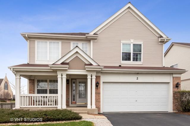2 E Le Moyne Avenue, Lombard, IL 60148 (MLS #10443468) :: The Perotti Group | Compass Real Estate